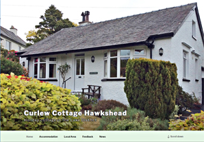 Curlew Cottage Hawkshead, holiday cottage in the lake district