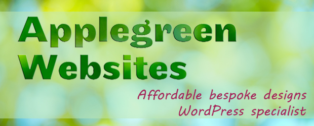 Logo for Applegreen Websites, website design and management in Kent and the south east